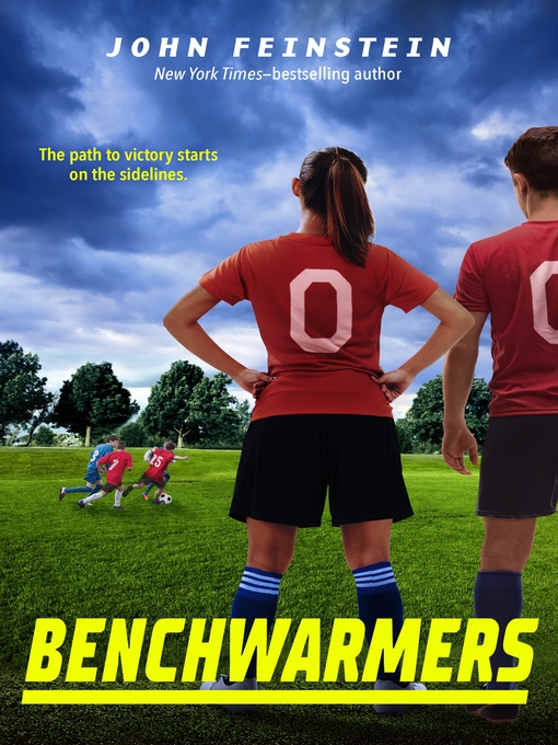 Title details for Benchwarmers by John Feinstein - Wait list