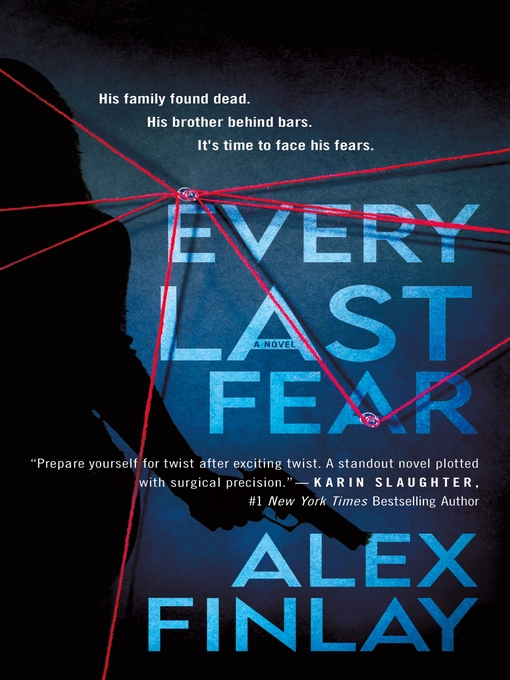 Title details for Every Last Fear by Alex Finlay - Wait list