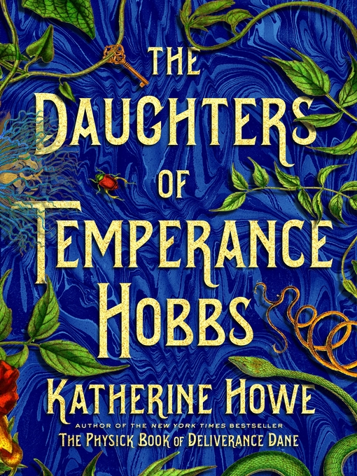 Title details for The Daughters of Temperance Hobbs by Katherine Howe - Wait list