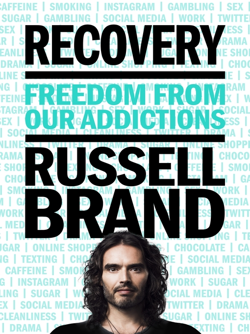 Title details for Recovery by Russell Brand - Wait list