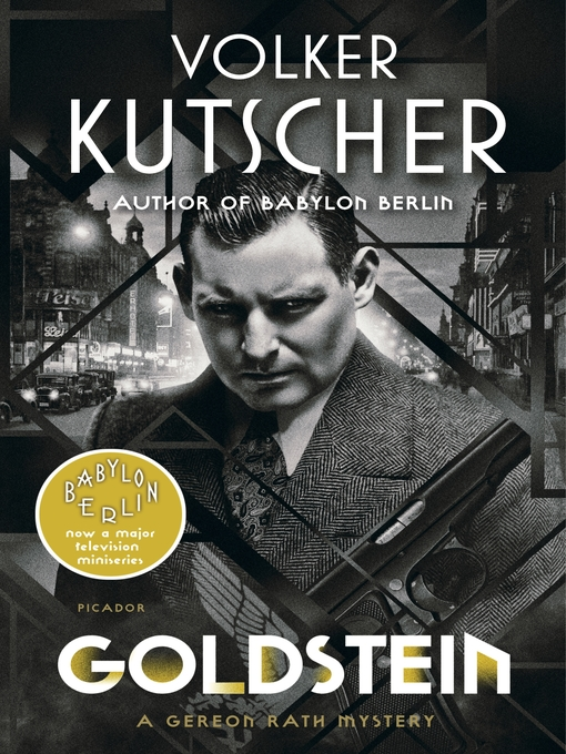 Title details for Goldstein by volker Kutscher - Wait list