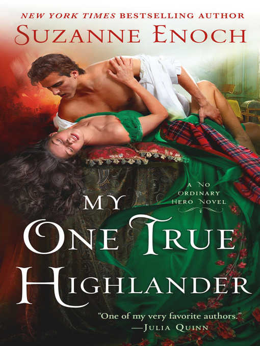Title details for My One True Highlander by Suzanne Enoch - Available