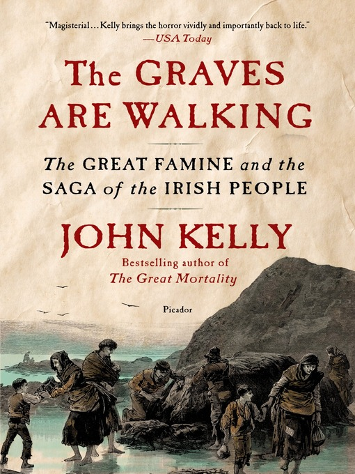 Title details for The Graves Are Walking by John Kelly - Wait list