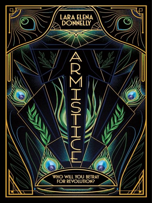 Title details for Armistice by Lara Elena Donnelly - Wait list
