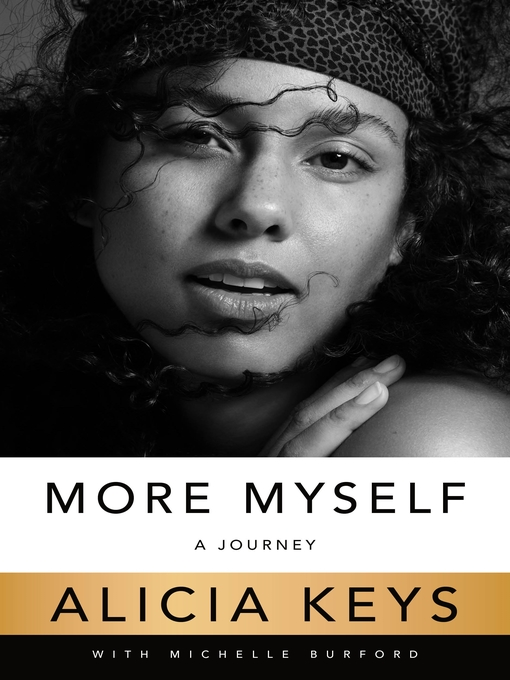 Cover: More Myself: A Journey