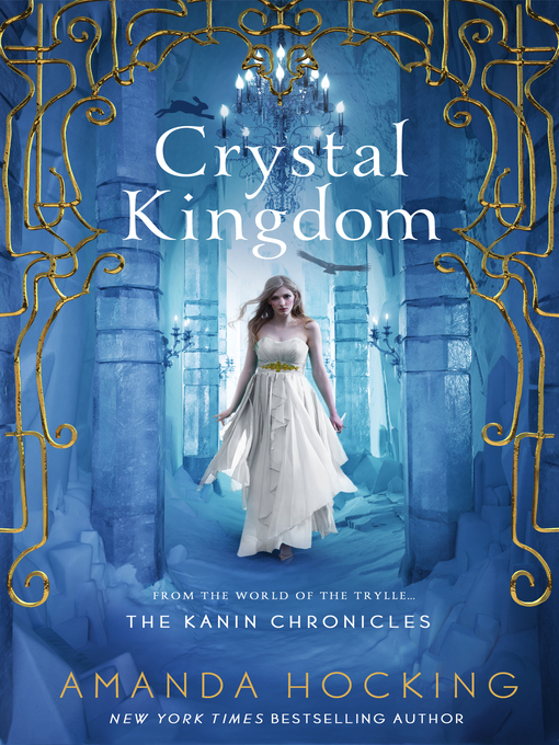 Cover of Crystal Kingdom