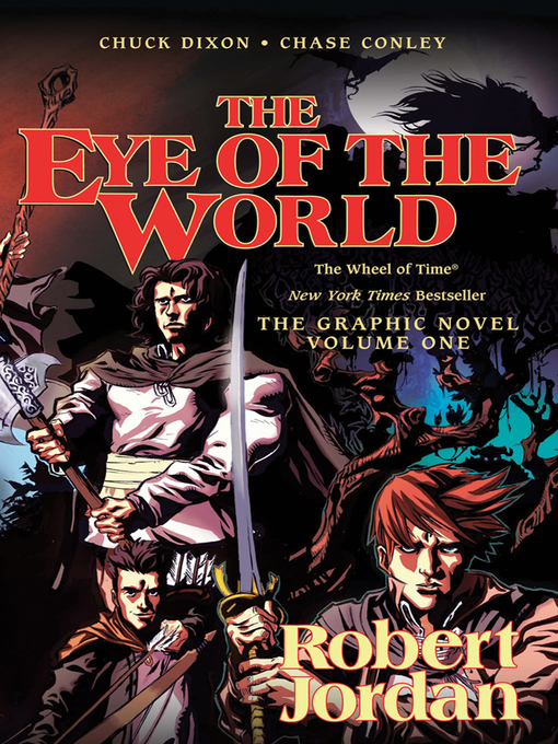 Title details for The Eye of the World, Volume 1 by Robert Jordan - Wait list