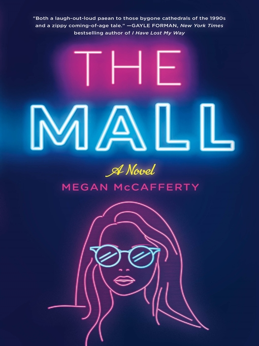 Title details for The Mall by Megan McCafferty - Wait list