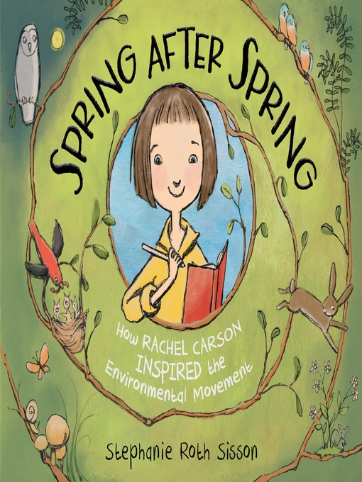 Title details for Spring After Spring by Stephanie Roth Sisson - Available