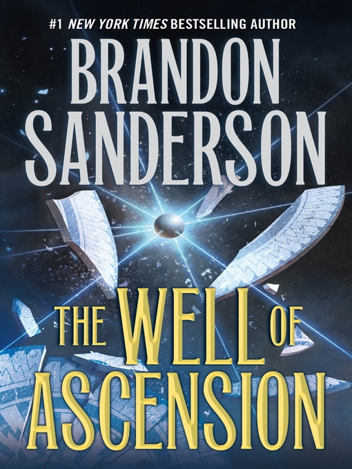 Title details for The Well of Ascension by Brandon Sanderson - Wait list