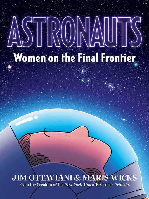 Astronauts: Women on the Final Frontier(book-cover)