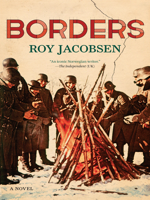 Title details for Borders by Roy Jacobsen - Wait list