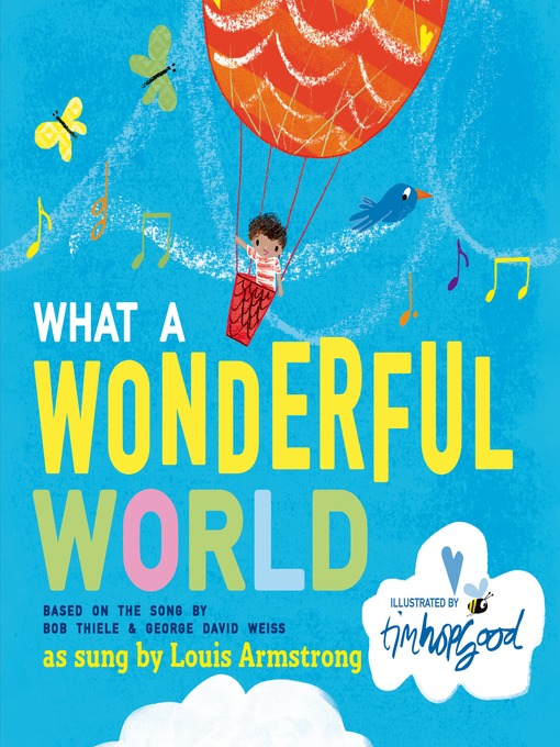Title details for What a Wonderful World by Bob Thiele - Available
