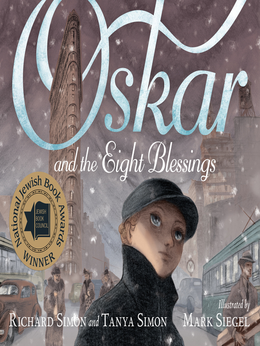 Cover of Oskar and the Eight Blessings