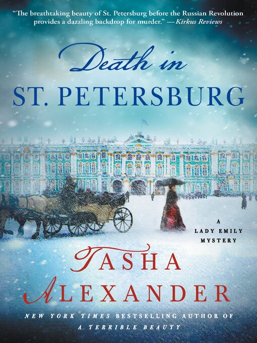 Title details for Death in St. Petersburg by Tasha Alexander - Available