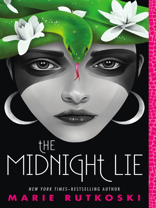 Title details for The Midnight Lie by Marie Rutkoski - Wait list