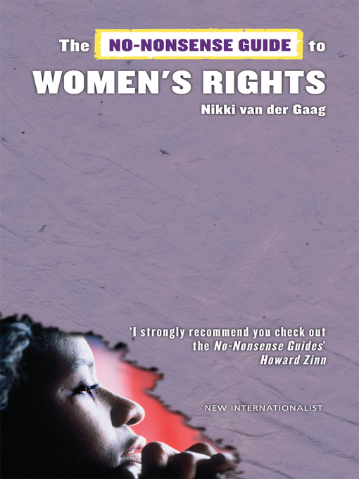 Title details for No-Nonsense Guide to Women's Rights by Nikki van der Gaag - Available