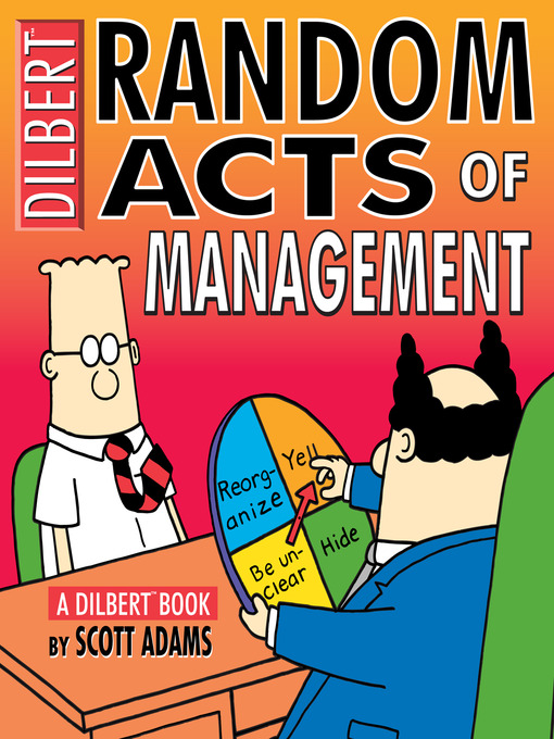 Title details for Random Acts of Management by Scott Adams - Available