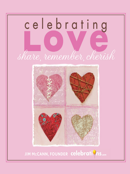 Title details for Celebrating Love by Jim McCann - Available