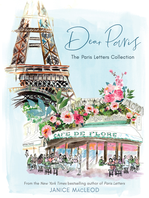 Title details for Dear Paris by Janice MacLeod - Available