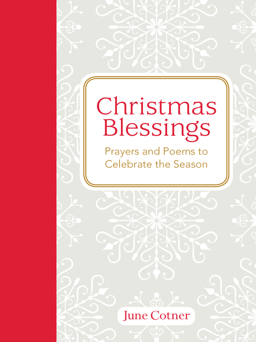 what the blessings of christmas mean to me essays What christmas means to me / christmas is a time of giving / and showing others love / and thanking god for his gift / that came from heaven above / he gave his only begotten son / for a ransom for our sins /.