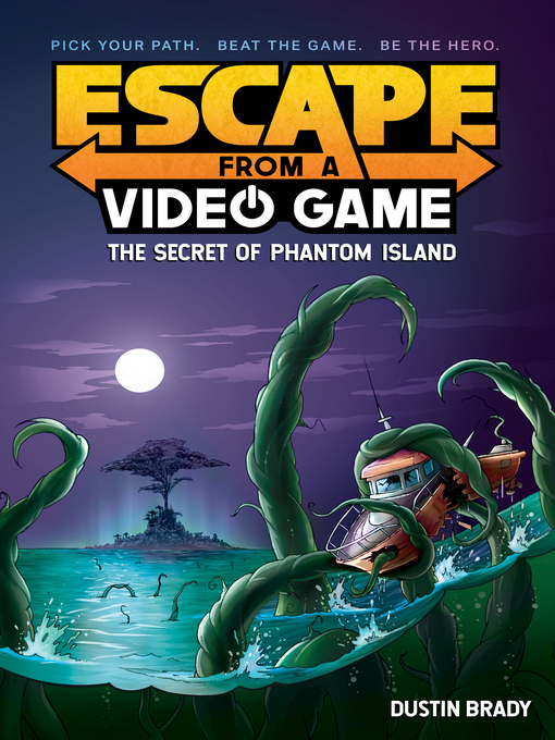 Title details for The Secret of Phantom Island by Dustin Brady - Available
