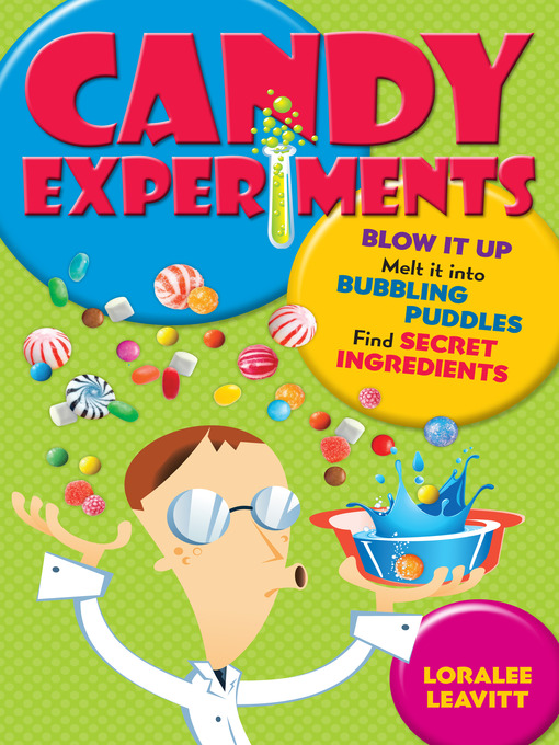 Cover of Candy Experiments