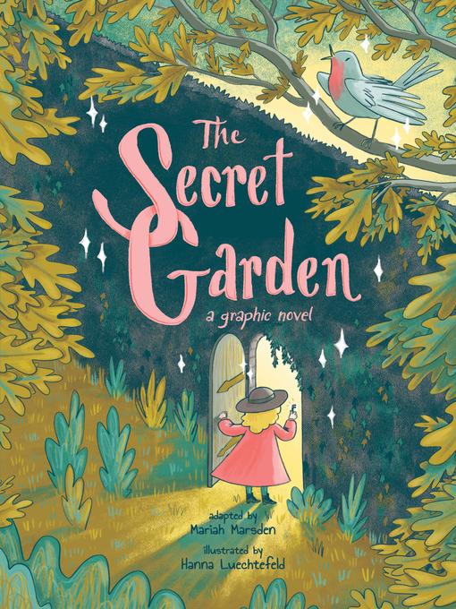 Title details for The Secret Garden by Mariah Marsden - Wait list