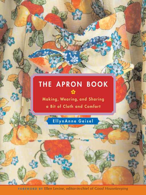 Title details for The Apron Book by EllynAnne Geisel - Available