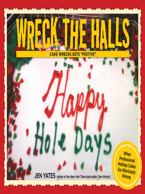 Title details for Wreck the Halls by Jen Yates - Available