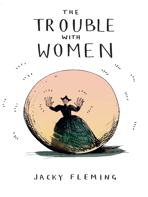 Cover of The Trouble with Women