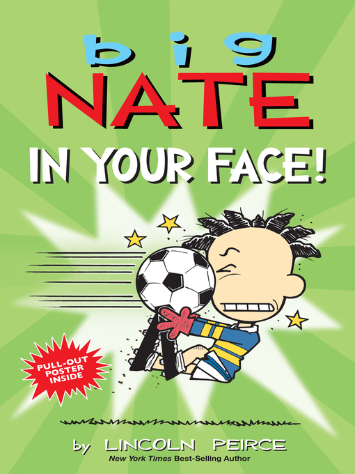 Title details for In Your Face! by Lincoln Peirce - Wait list