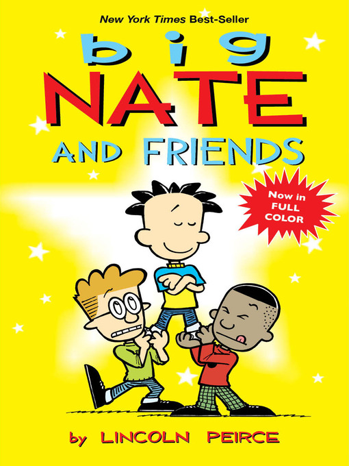 Cover of Big Nate and Friends