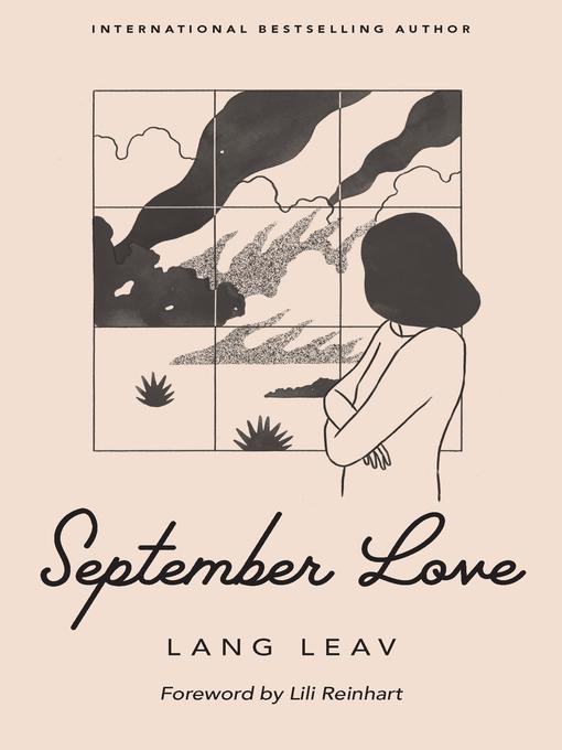 Title details for September Love by Lang Leav - Available