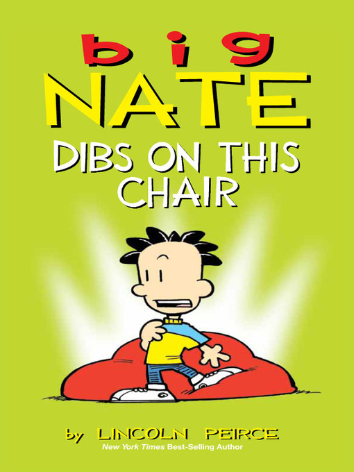 Cover image for book: Dibs on This Chair