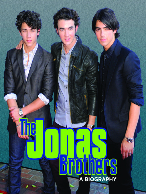 Title details for The Jonas Brothers by Sarah Parvis - Available