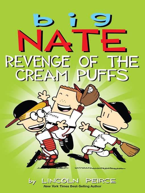 Titelansicht von Big Nate: Revenge of the Cream Puffs