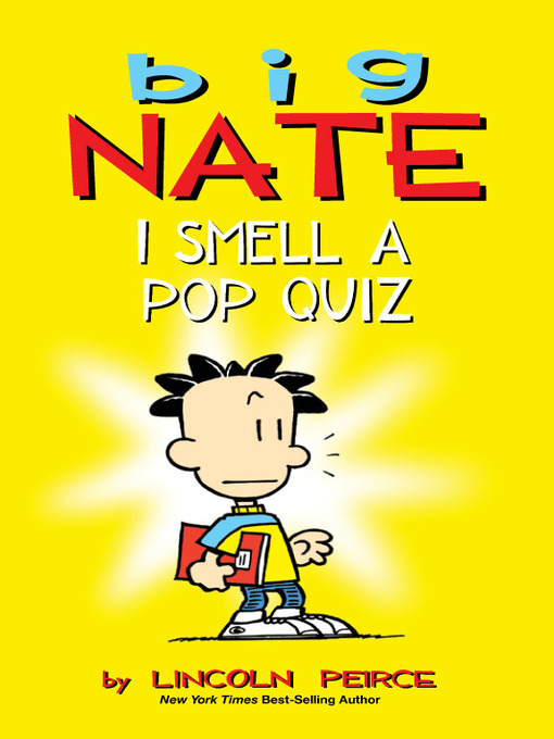 Cover image for book: I Smell a Pop Quiz!