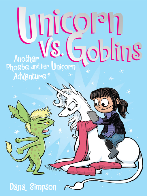 Cover of Unicorn vs. Goblins