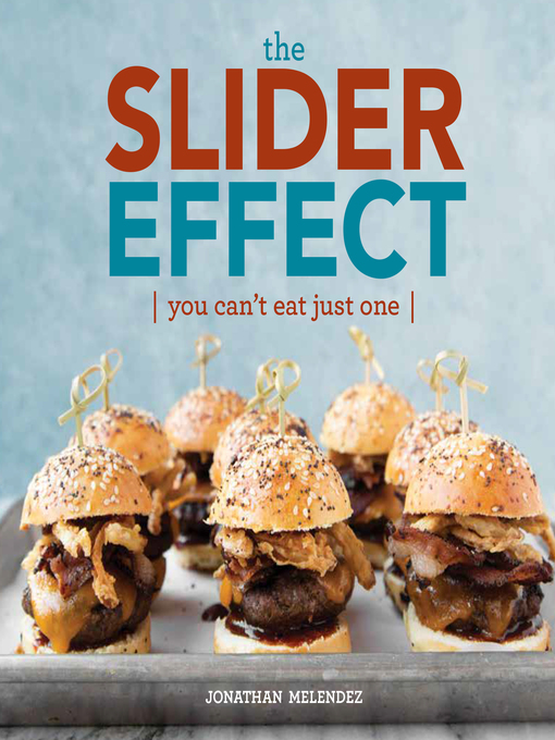Title details for The Slider Effect by Jonathan Melendez - Available