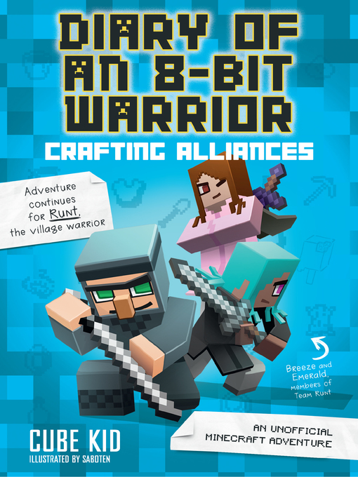 Title details for Crafting Alliances by Cube Kid - Wait list