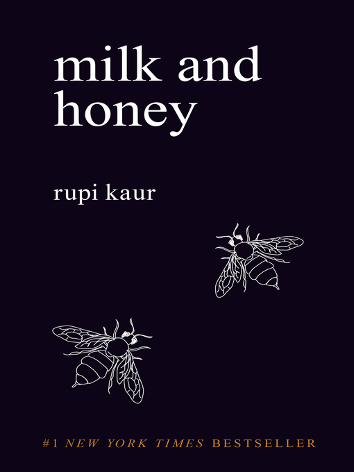 Title details for Milk and Honey by Rupi Kaur - Wait list