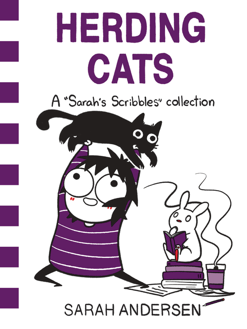 Title details for Herding Cats by Sarah Andersen - Wait list