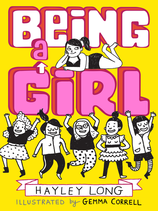 Cover of Being a Girl