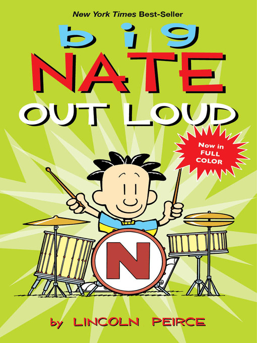 Cover of Big Nate Out Loud