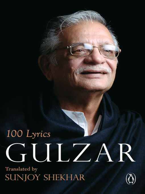 Title details for 100 Lyrics by Gulzar - Available