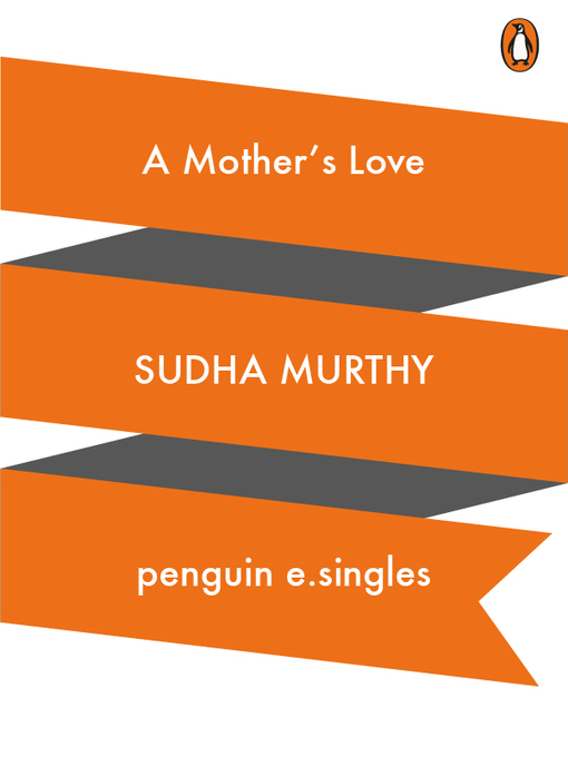 Title details for A Mother's Love by Suddha Murty - Available