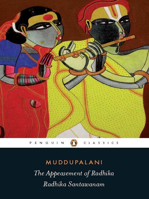Title details for Appeasement of Radhika by Muddupalani - Available
