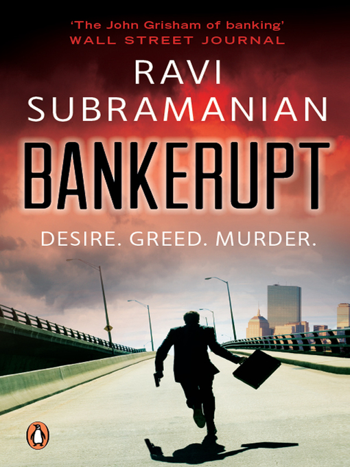 Title details for Bankerupt by Ravi Subramanian - Available