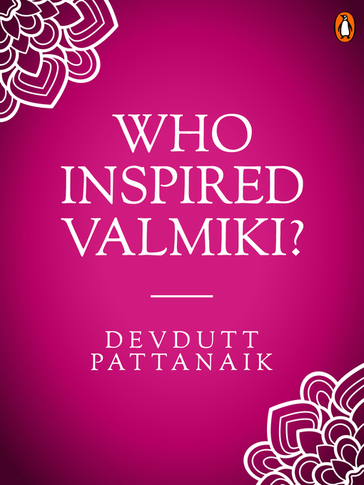 Cover of Who Inspired Valmiki?